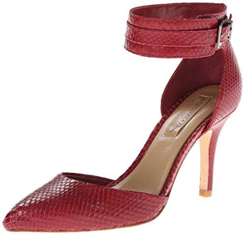 bcbg-max-azria-printz-women-us-8-red-heels