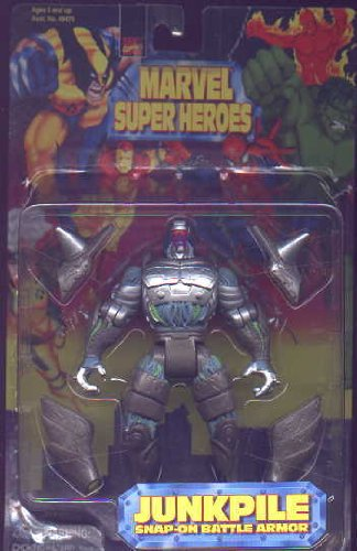Junkpile With Snap-On Battle Armor (Marvel Super Heroes) front-1052121