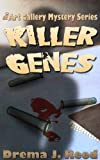 img - for KILLER GENES (The Art Gallery Mystery Series) book / textbook / text book