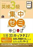 【CD付】DAILY2週間 英検3級集中ゼミ 四訂版 (旺文社英検書)