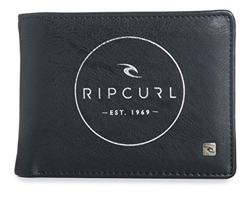 Portafoglio Rip Curl con CC, nota e Coin ~ Circuito All Day nero