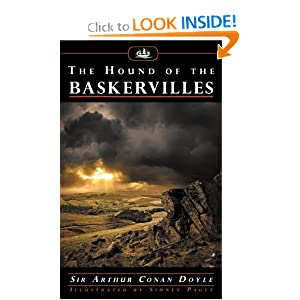The Hound of the Baskervilles (with illustrations by Sidney Paget)