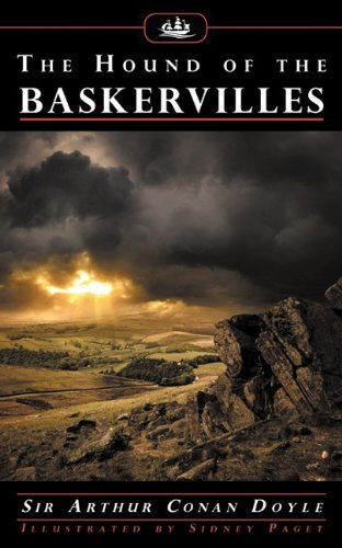 The Hounds of Baskerville by Sir Arthur Conan Doyle