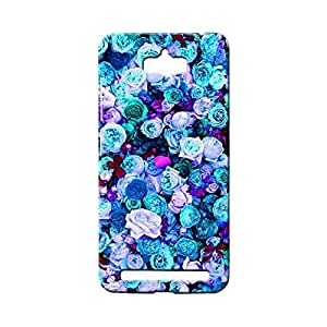 BLUEDIO Designer 3D Printed Back case cover for Asus Zenfone Max - G3886