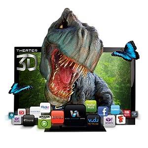 VIZIO E3D420VX 42 Inch Theater 3D LCD HDTV