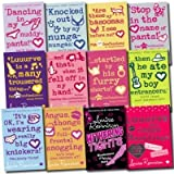 Louise Rennison Collection 12 Books Set Georgia Nicolson (Withering Tights Luuurve and Other Ramblings, Luuurve is a many trousered thing... and more) (Louise Rennison Collection) Louise Rennison