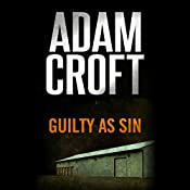 Guilty as Sin: Knight & Culverhouse, Book 2 | Adam Croft