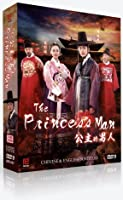Princess Man Kongjooui Namja Korean Tv Drama Dvd Ntsc All Region Korean Audio With Good English Subtitle 6 Dvd Digipak Boxset