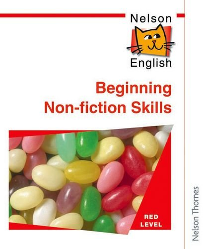 Nelson English - Red Level Beginning Non-Fiction Skills