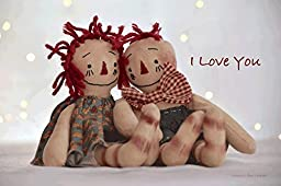 Doll Photography Unique Romantic Gift for Her or Him Sentimental Wedding Couple Gift Wall Art