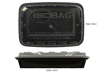 Laser Entfernungsmesser Im Handgepäck : Isobag container combo 2 size 5 12oz 28oz slkfjdlijtle