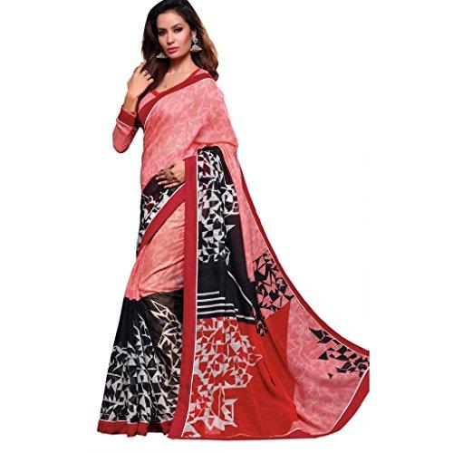 Jay Sarees Office Casual Partywear Ethnic Indian Linen Saree - Jcsari2995d1964