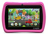 "LeapFrog Epic 7"" Android-based Kids Tablet 16GB, Pink"