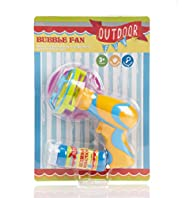 Bubble Fan Toy