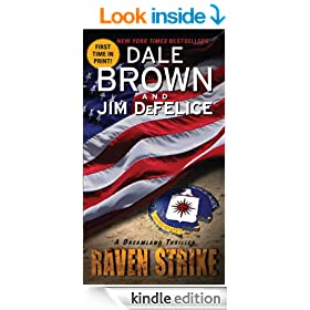 Raven Strike: A Dreamland Thriller