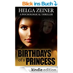 Birthdays of a Princess (English Edition)