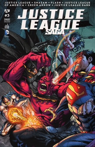 Justice League Saga - 03 - Urban Comics