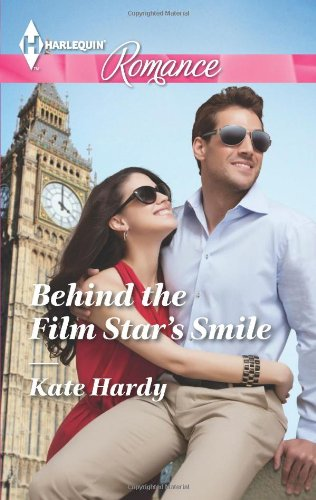 Image of Behind the Film Star's Smile (Harlequin Romance)