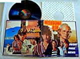 Wishbone Ash LP Front Page News - MCA Records 1977 - Near Mint Vinyl -