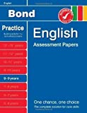 Bond English Assessment Papers 8-9 years by Bond, J M, Lindsay, Sarah on 25/06/2012 New edition