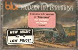 Blur Modern Life Is Rubbish [CASSETTE]