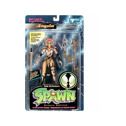 Spawn Series 2 Angela Action Figure