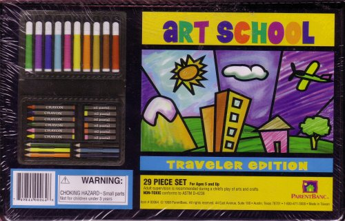 Art School Traveler Edition