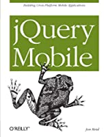 jQuery Mobile Front Cover