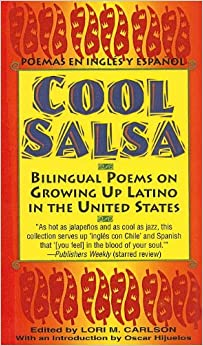 Cool Salsa Bilingual Poems On Growing Up Latino In The border=
