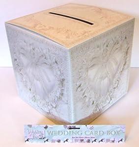 Wedding Gift Card Box Amazon : Wedding Card Box 30cmx 30cm x30cm: Amazon.co.uk: Toys & Games