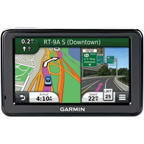 Navigator  Bluetooth Garmin Gps Recall Portable Traffic  Updates