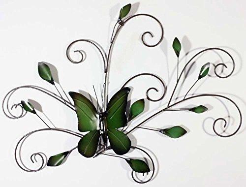 wall art art mural nouveau papillons. Black Bedroom Furniture Sets. Home Design Ideas
