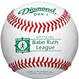 Diamond Sports DBR-1 Game Play Babe Ruth Youth League Baseball (Sold in Dozens)