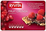 Ryvita Fruit Crunch Crispbread 200 g (Pack of 10)
