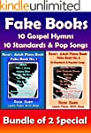Piano Song Books - Fake Book 1 & 2 -...