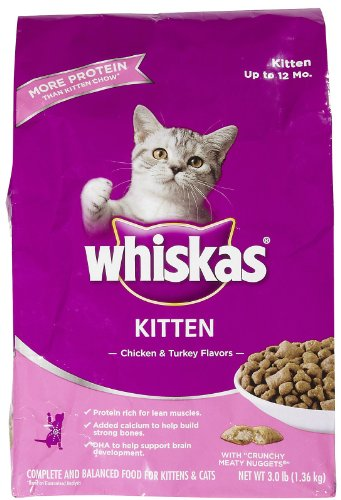 Whiskas For Kittens