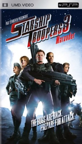 Starship Troopers 3: Marauder [UMD Universal Media Disc]