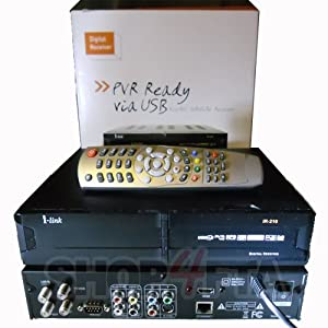 i-Link IR-210 PVR FTA Receiver HDMI Version