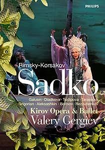 Rimsky-Korsakov - Sadko / Vladimir Galouzine, Gegam Grigorian, Sergei Alexashkin, Larissa Diadkova, Nikolai Putilin, Valery Gergiev, Kirov Opera