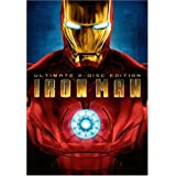 Iron Man (Ultimate 2 Disc Edition) ~ Robert Downey Jr.