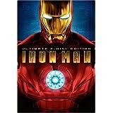 Iron Man (Ultimate 2 Disc Edition) ~ Robert Downey Jr.
