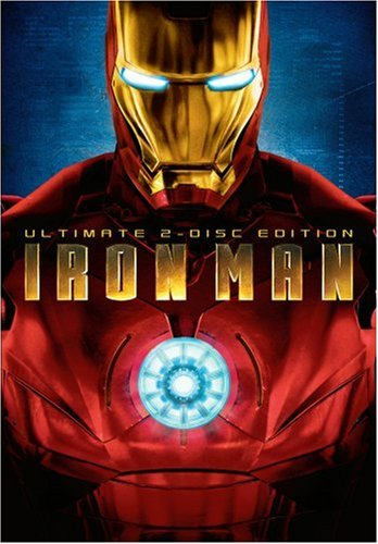 Cover art for  Iron Man (Ultimate 2 Disc Edition)