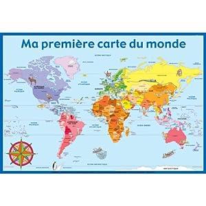 Carte, Du, Monde - Images gratuites sur Pixabay