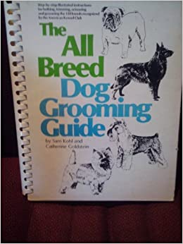 the all breed dog grooming guide by sam kohl pdf