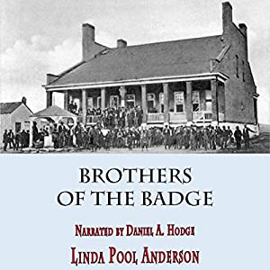 Brothers of the Badge Audiobook
