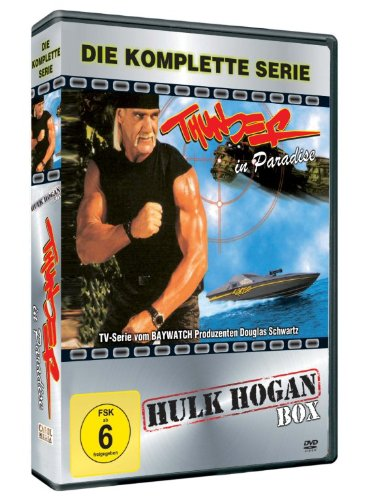 Hulk Hogan Box [4 DVDs]