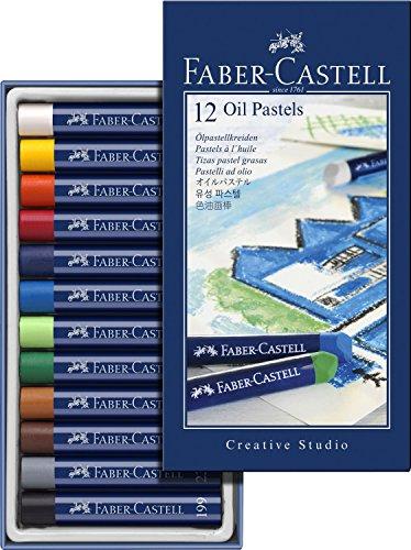 faber-castell-09127012-pasteles-de-aceite-12-unidades