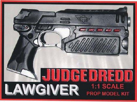 Judge Dredd Lawgiver Prop Model Kit