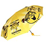Little Miss Sunshine Umbrella Girls Yellow One Size