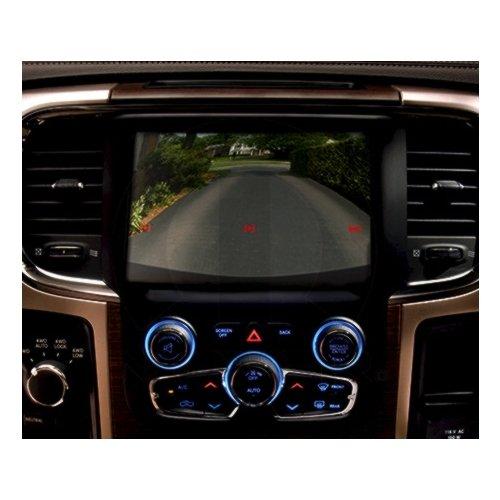 Ram 1500 2500 3500 Backup Camera Kit For RA2 RA3 RA4 Radios Mopar OEM (Dodge Tailgate Camera compare prices)